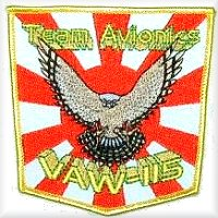 VAW-115 Patch Thumbnail